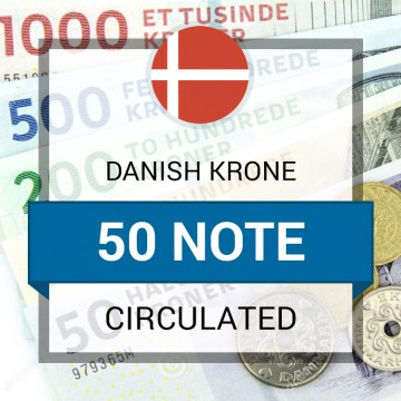 Customer Sale - Danish Krone