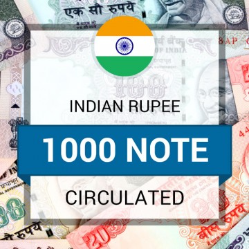 Customer Sale - Indian Rupee