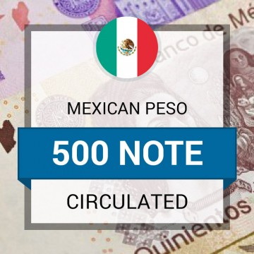 Customer Sale - Mexican Peso