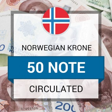 Customer Sale - Norwegian Krone