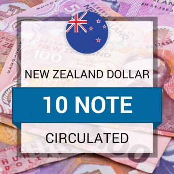 Customer Sale - New Zealand Dollar