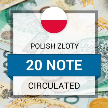 Customer Sale - Polish Zloty