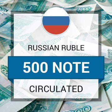 Customer Sale - Russian Ruble