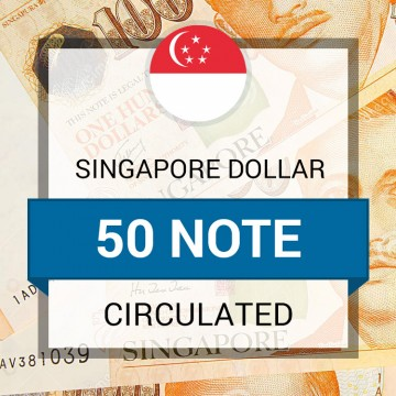 Customer Sale - Singapore Dollar