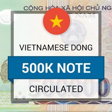 Customer Sale - Vietnamese Dong